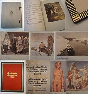 Düsseldorfer Kunstmappe Erste Folge 1940 G A: Florian, Gauleiter Friedrich