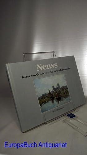 Neuss Bilder und Gedanken zu Stadt und: Hüsch, Günter: