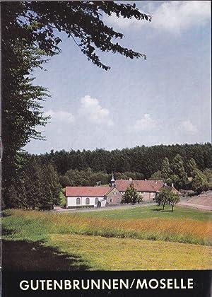 Gutenbrunnen, Bonne-Fontaine, Wallfahrt unserer Lieben Frau bei: Stintzi, Paul