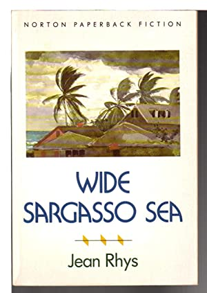 WIDE SARGASSO SEA.: Rhys, Jean (introduction