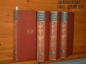 Gesammelte Werke in vier Bänden. Einleitung von: Keller, Gottfried: