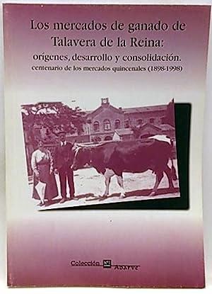 Los Mercados De Ganado De Talavera De: Pacheco Jiménez, César/Díaz