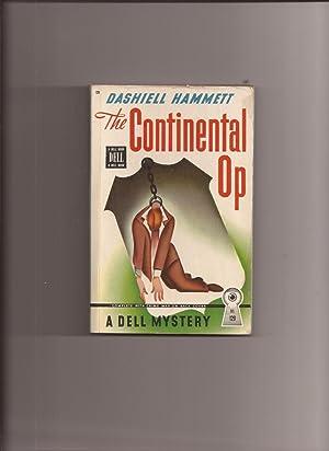 The Continental Op: Hammett, Dashiell (introduction