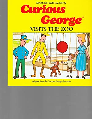 Curious George Visits the Zoo: Margret Rey; H.