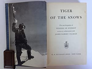 Tiger of the Snows: Tenzing Norgay /