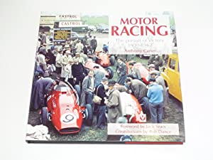 Motor Racing - The Pursuit of Victory 1930-1962