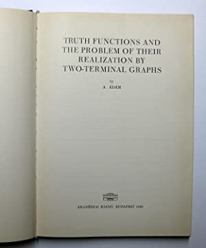 Truth functions and the problem of their realization by two-terminal graphs: Adam, Andras