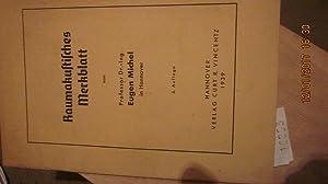 Bild des Verkäufers für Raumakustisches Merkblatt zum Verkauf von Windau Antiquariat