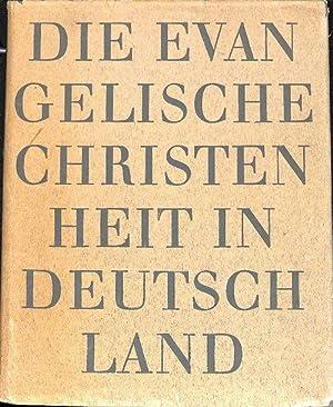 Die evangelische Christenheit in Deutschland die Kirche in der Vergangenheit und Gegenwart und ihre...