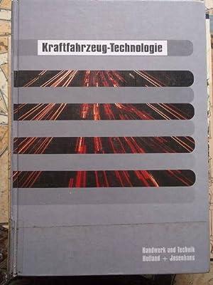Kraftfahrzeug-Technologie Grundlagen , Funktion, Prinzip und Anwendung in der der Kfz Industrie: ...