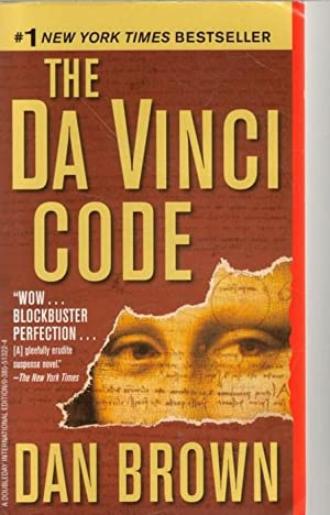 The Da Vinci Code by Dan Brown ein Thriller in englisher Sprache
