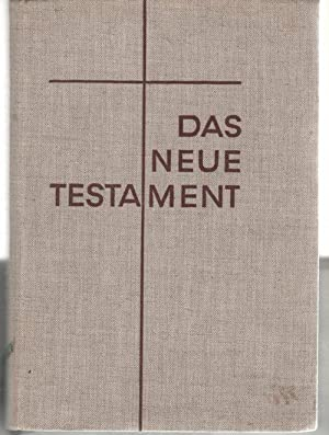 Neues Testament und Psalmen nach der Übersetzung Dr. Martin Luthers DAS NEUE TESTAMENT UNSERES ...