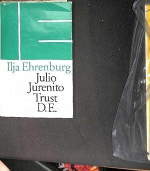 Die ungewöhnlichen Abenteuer des Julio Jurenito und seiner Jünger Mosieur Delhaie, Mister Cool, ...