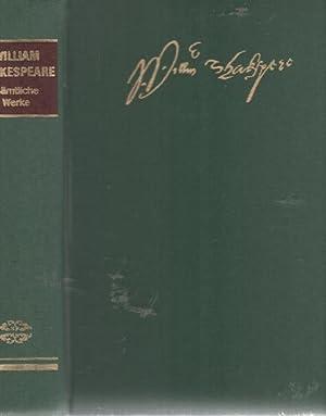 Sämtliche Werke / William Shakespeare. Ins Dt.: Shakespeare, William
