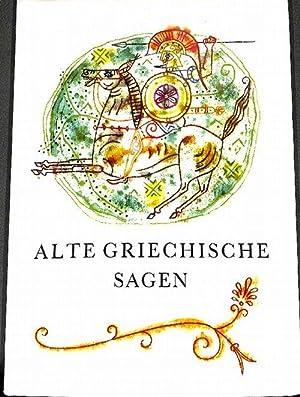 Alte Griechische Sagen die schönsten Sagen des klassischen Altertums von Eduard Petiska mit ...