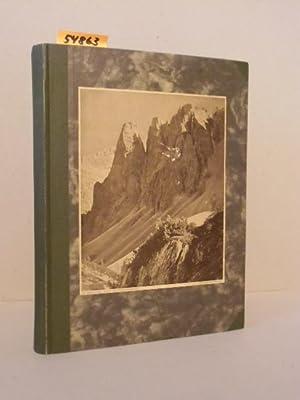 Deutsche Alpenzeitung. Hrsgg. von Rudolf Rother. 22. Jg.