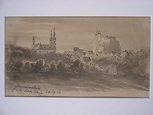 "Gössweinstein in der Fränk. Schweiz, den 14. Aug. 64 ("").: Seidel, Oskar:"