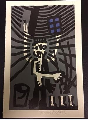 Bild des Verkäufers für Das weisse Taschentuch. und andere Geschichten. Mit achtzehn Original-Holzschnitten, davon drei farbigen von Felix Furtwängler. Die Erstlingswerke deutscher Autoren des 20.Jahrhunderts. zum Verkauf von Bührnheims Literatursalon GmbH