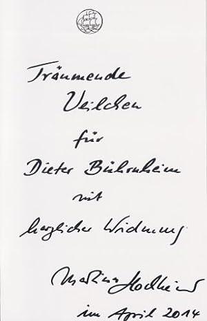 Veilchen träumen schon - Die Blumen des: Hochheimer, Martina (Fotografien).