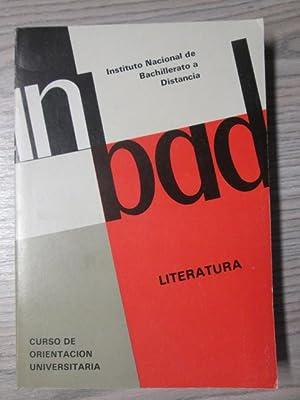 LITERATURA. Curso de orientación universitaria.: ASUNCIÓN BARROSO GIL.