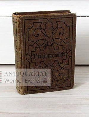 Christliches Vergißmeinnicht. Gedenkblätter der Liebe und Freundschaft.: Ehmann, Karl Christian