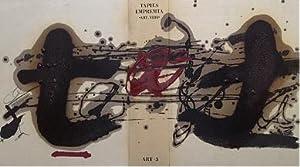 """Tàpies Empremta """"Art vida"""": Josep Vallés Rovira - Antoni Tàpies"""