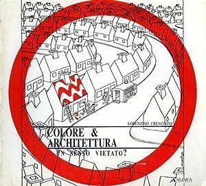 Seller image for Colore & Architettura. Un senso vietato? for sale by FIRENZELIBRI SRL