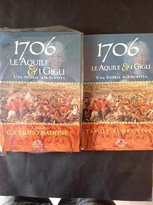 1706 LE AQUILE E I GIGLI UNA STORIA MAI SCRITTA: GIOVANNI CERINO BADONE