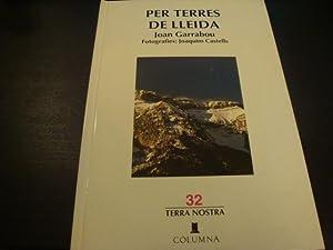 Per terres de Lleida: Joan Garrabou