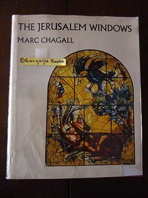 The Jerusalem Windows of Marc Chagall: Leymarie, Jean