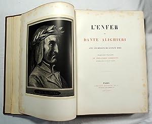 Dante's Divine Comedy illustrator Gustave Dore, Paris: ALIGHIERI, DANTE; Gustave