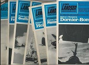 Der Landser Großband 324 - 341 - 348 - 350 - 361 - 362 - 369: Heinz J. Nowarra, Peter Paus