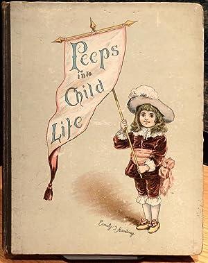 Peeps Into Child Life.: Emily Harding