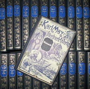 Karl May's Illustrierte Werke. Herausgegeben von Heinrich Pleticha und Siegfried Augustin. - ...