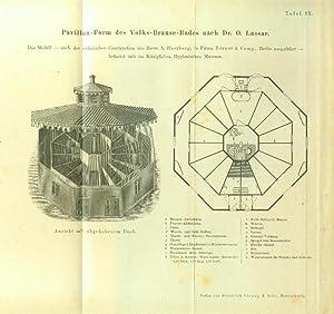 Ausschusses über die 10.Versammlung [.] zu Berlin vom 16.-19.05.1883. - über die 11.Versamml. [.] ...