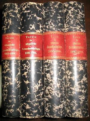 Bericht des Ausschusses über die 22.Versammlung [.] zu Karlsruhe vom 14.bis 16.09.1897. - Bericht [...