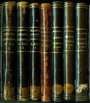 Begründet von Friedrich von Raumer. Herausgegeben von Wilhelm Maurenbrecher. Sechste Folge. ...
