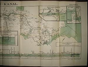Der Nord-Ostsee-Kanal. Seine Entstehungsgeschichte, sein Bau und seine Bedeutung in ...