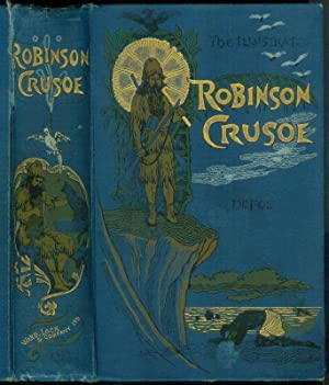 The Adventures of Robinson Crusoe. With Memoir of the Author. With Numerous Illustrations.: DEFOE, ...