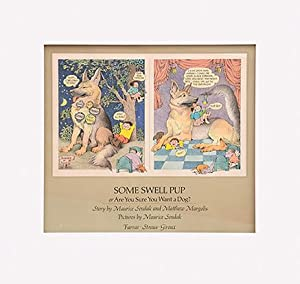 Some Swell Pup [original poster.]: SENDAK, Maurice.