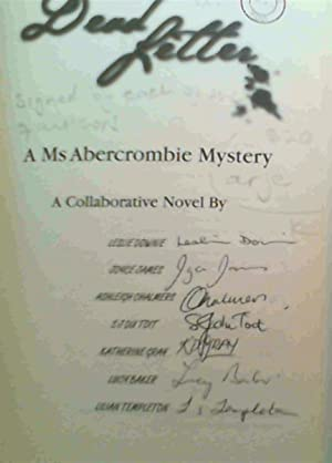 Bild des Verkäufers für Dead Letter; A Ms Abercrombie Mystery zum Verkauf von Chapter 1