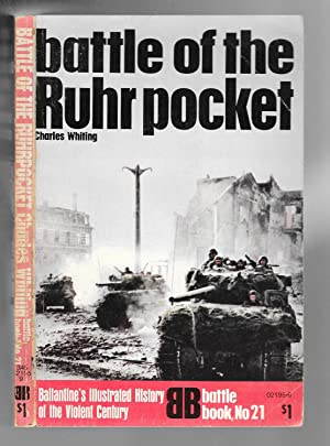 BATTLE OF THE RUHR POCKET, Battle Book: Whiting, Charles