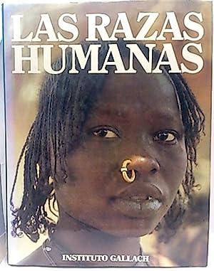 Las Razas Humanas, Vol.1: El Origen Del Hombre; Los Pueblos Africanos: Varios Autores