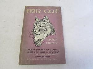 Mr Cat: George Freedley