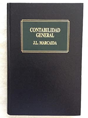 Contabilidad general: J. L. Marcaida
