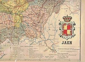 ESPAÑA REGIONAL.Cartas Corográficas de Benito Chias y: Ceferino Rocafort y