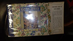 Snow White & Seven Dwarfs from Famous: Illustrated by Walt