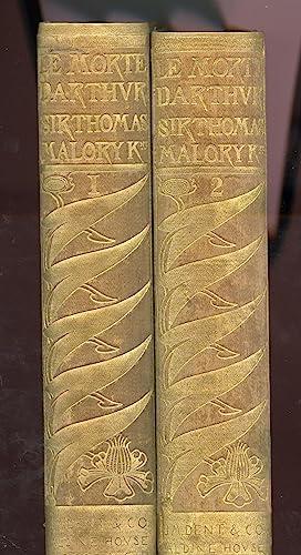 Le Morte D'Arthur: Sir Thomas Malory