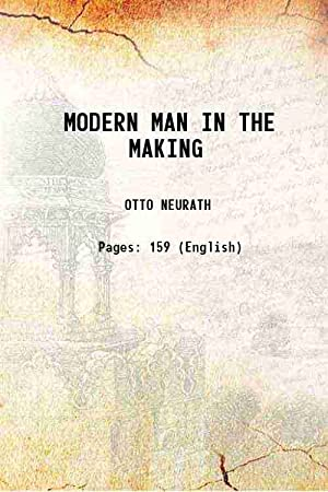 Seller image for MODERN MAN IN THE MAKING 1939 [Hardcover] for sale by Gyan Books Pvt. Ltd.
