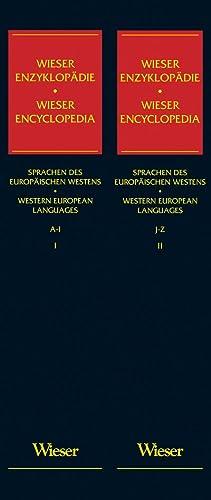 Lexikon der Sprachen des Europäischen Westens, 2 Bde.: Ulrich Ammon